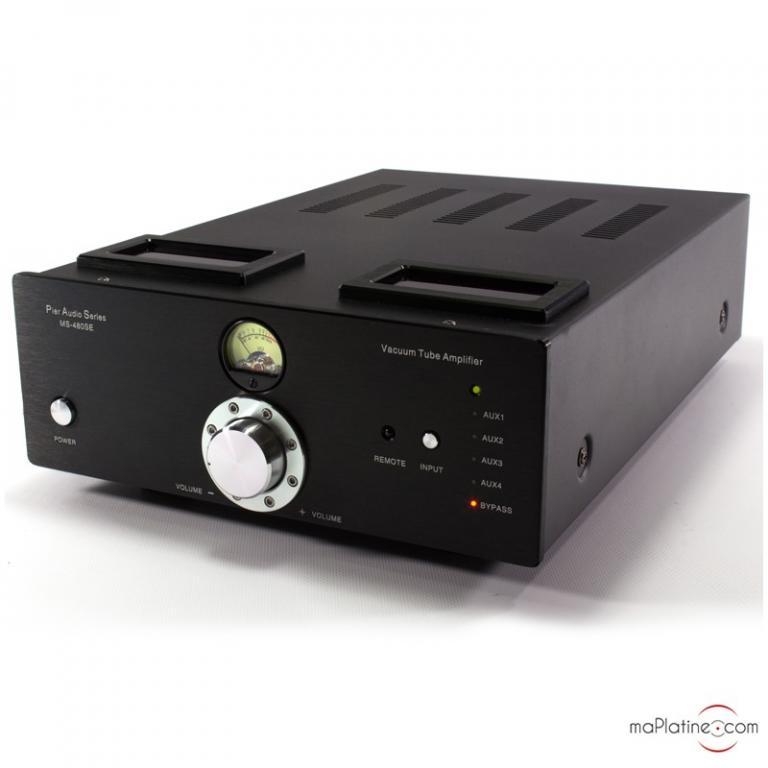 PIER Audio - Neue Hybrid Vollverstärker in Deutschland