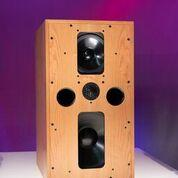 sehr universelle Lautsprecher in der Vorführung : Graham Audio LS 5/5
