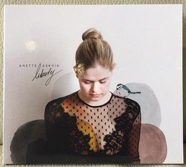 Anette Askvik - Liberty (Vinyl)