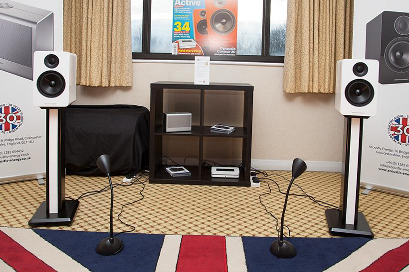 Zu Besuch auf der Bristol Hi-fi Show: the-ear.net