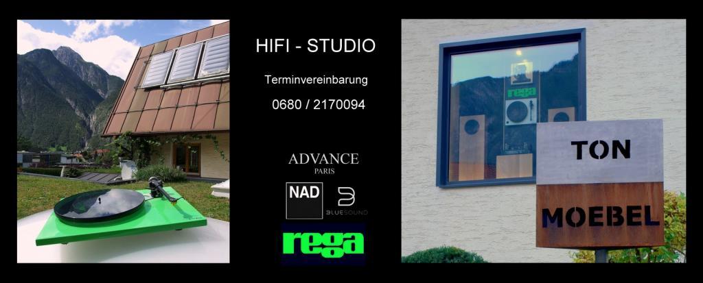 HIFI-Studio von TonMoebel Kafka