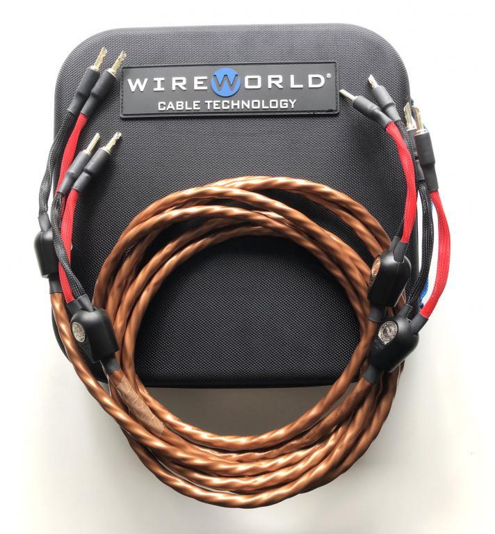 Wire World Serie 8