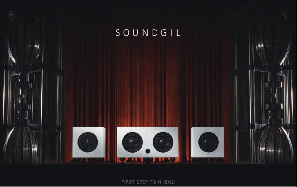 SOUNDGIL CUBE 2.1 - DIE KLEINSTE HIGH-END ANLAGE DER WELT