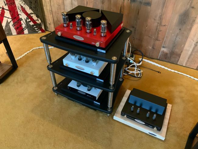 Fezz Audio Röhrenverstärker
