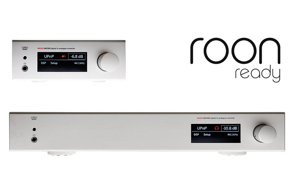 Weiss Engineering DAC502 / DSP502 - ROON Ready