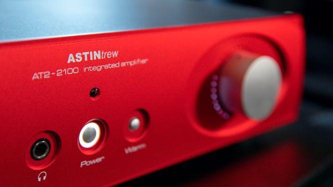 wunderbarer Test vom ASTINtrew Verstärker in der STEREOPLAY