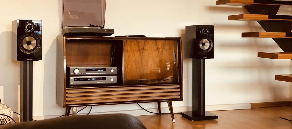 Modernes HiFi / Vintage HiFi ?