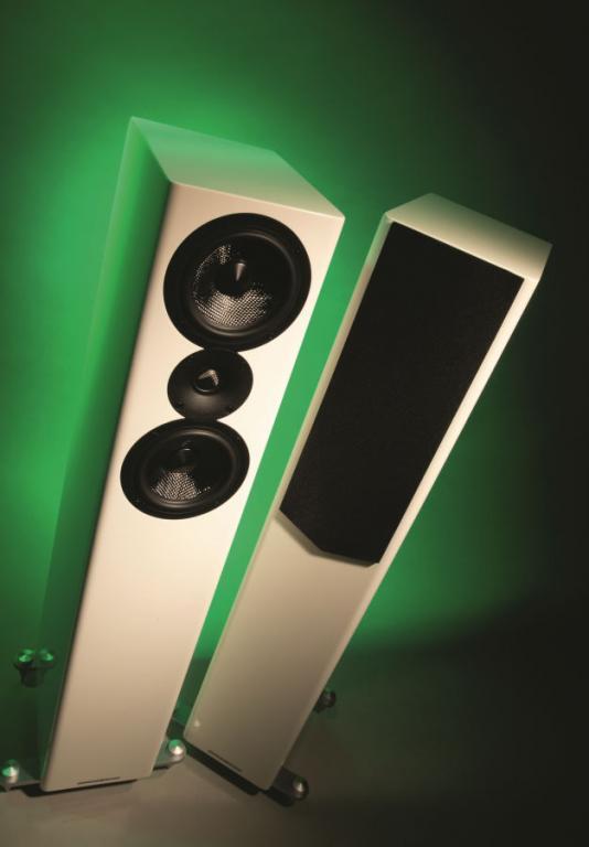 Hi-fi y Muzyka: Acoustic Energy AE 509 -
