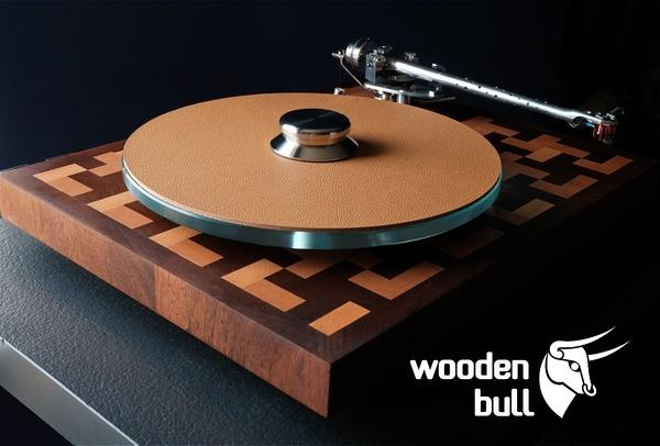 WoodenBull Plattenteller Matte