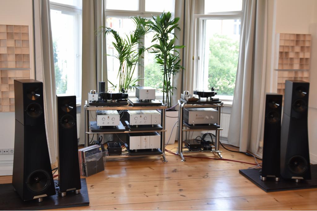 Neue High-End-Studios eröffnet