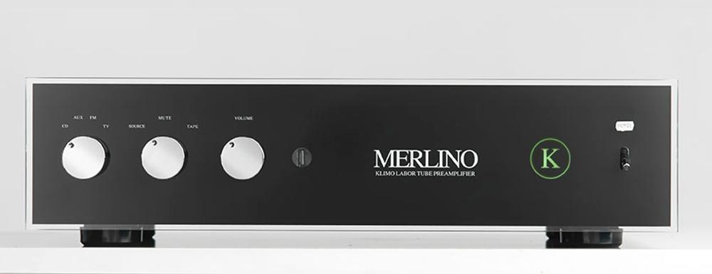 KLIMO MERLINO - Ausnahmegerät für Musikliebhaber