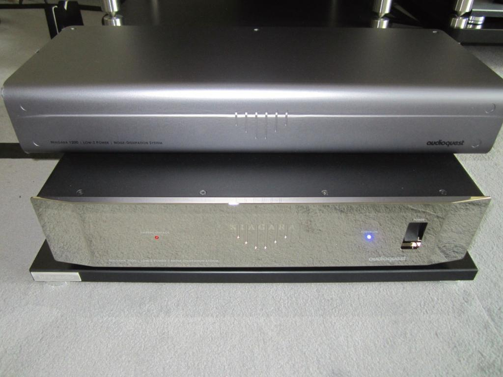 Audioquest Niagara 1200 und 3000