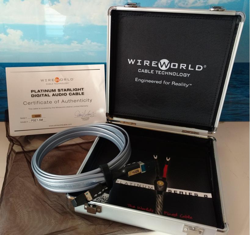 Ethernetkabel von WireWorld