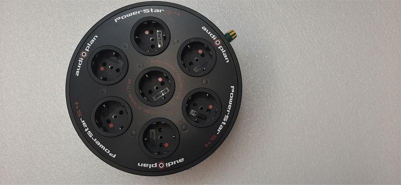 Powerstar S4 von Audioplan