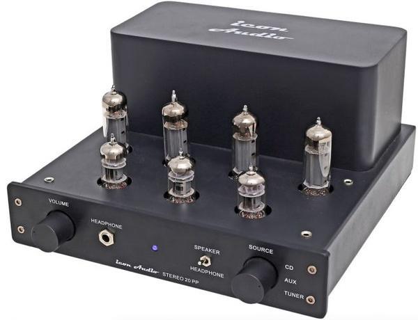 Hörtermine buchen - Icon Audio an QUAD ESL-57