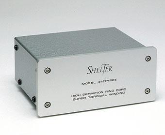 SHELTER Modell 411 II - passiver Übertrager