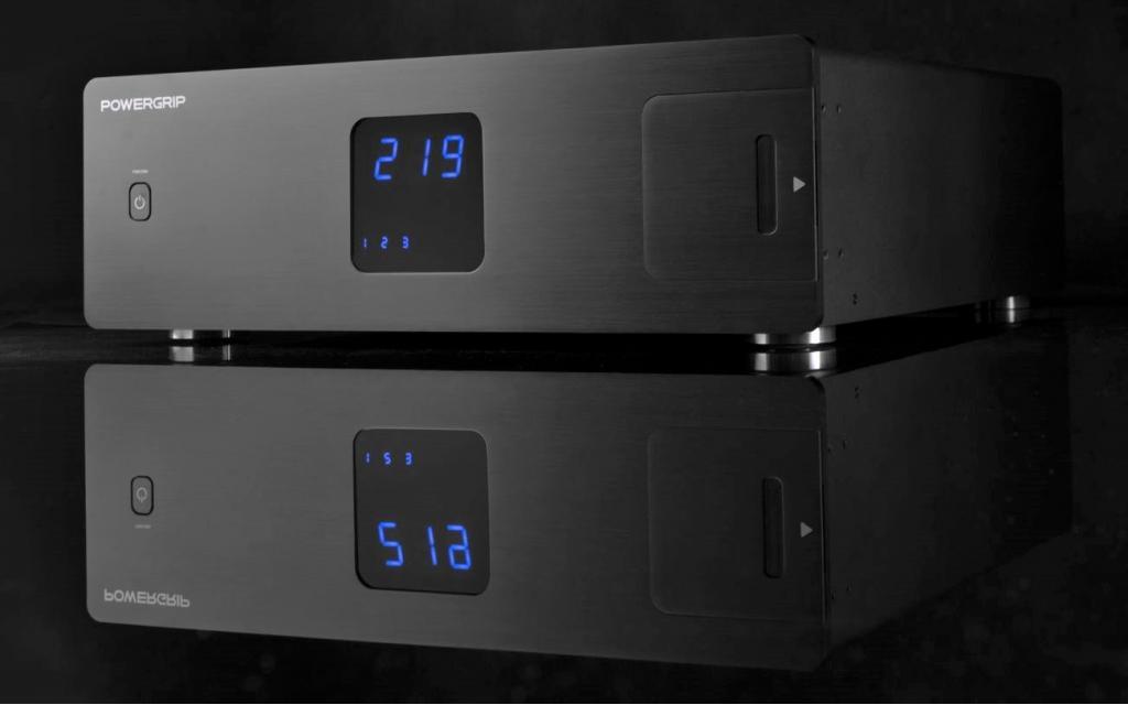 POWERGRIP Power Conditioner - Im Vertrieb bei Phonar Akustik  Powergrip Powerconditioner Stromfilterung Netzteil Trafo Stromfilterung Strom Audio Hifi Klang