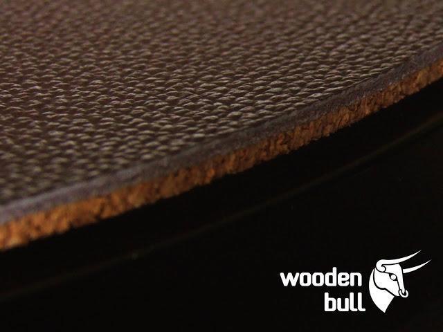 Woodenbull - Plattenteller Auflage