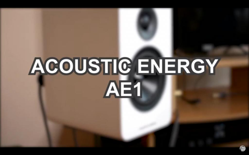 Test Acoustic Energy AE 1 Active bei Dusty TV