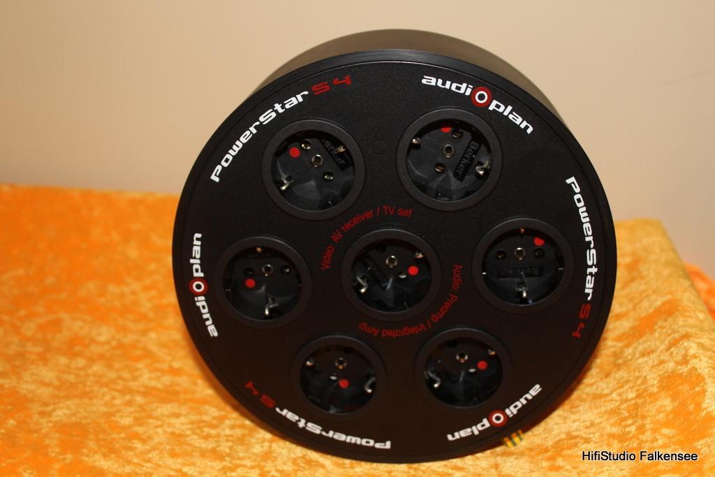 der neue, deutlich verbesserte Audioplan Powerstar S 4 ist in allen 3 Varianten am Lager