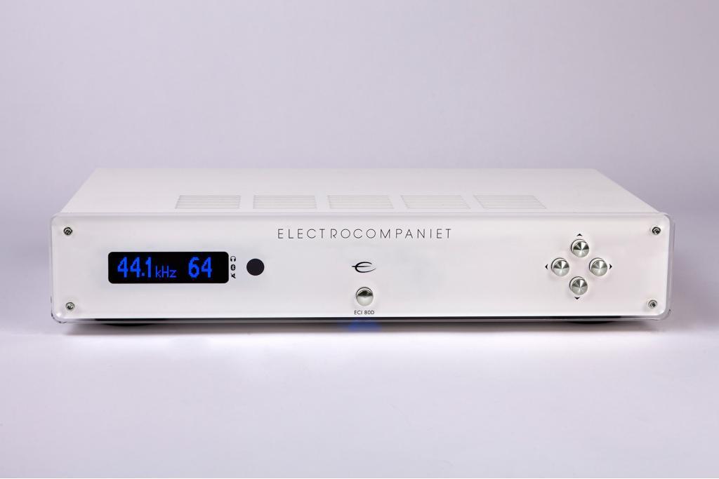 Electrocompaniet ECI-80D als Sondermodell