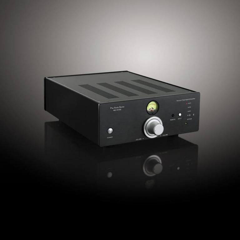NEU! Pier Audio MS-580 SE - Hybridverstärker mit Bluetooth für alle Fälle
