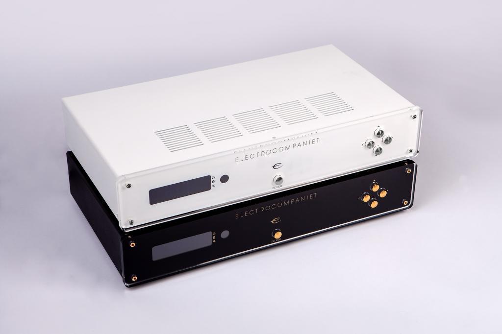 Electrocompaniet ECI-80D Test in LP
