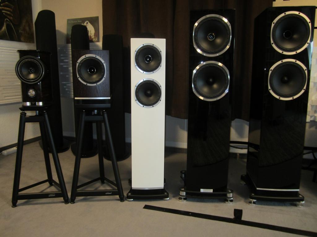 Fyne Audio Lautsprecher