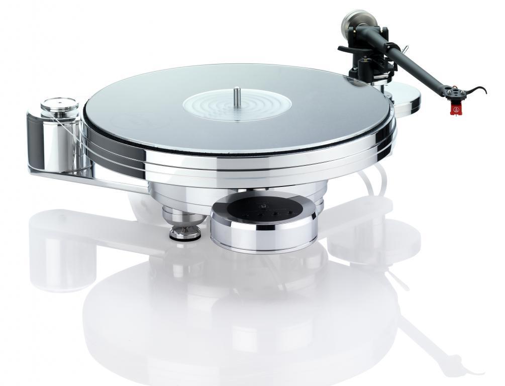 110 Metall - stereoplay HIGHLIGHT - Einstieg in die High End Klasse der analogen Musikwiedergabe