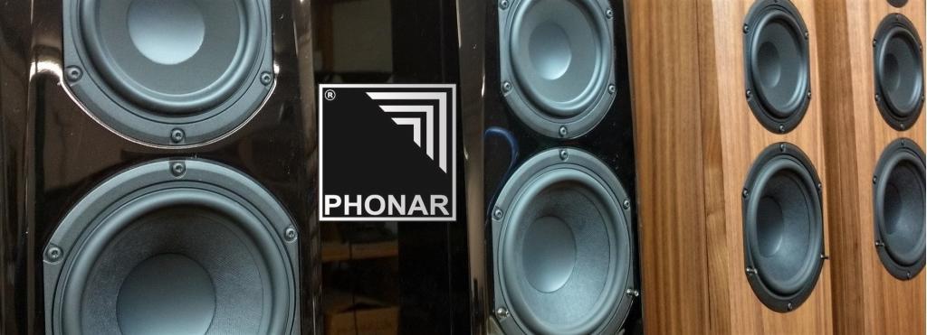 Phonar Akustik:  Made in Germany seit 45 Jahren. Auch aktiv und aktiv wireless !