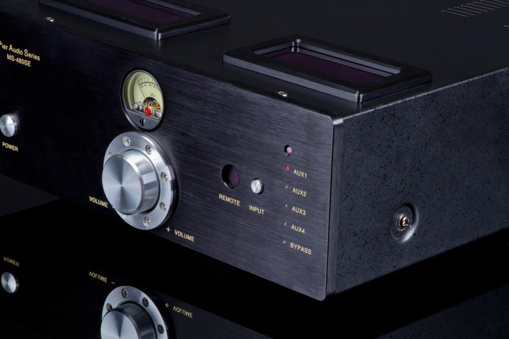 Pier Audio MS 480 SE - Mehr Kraft und Mehr Klang
