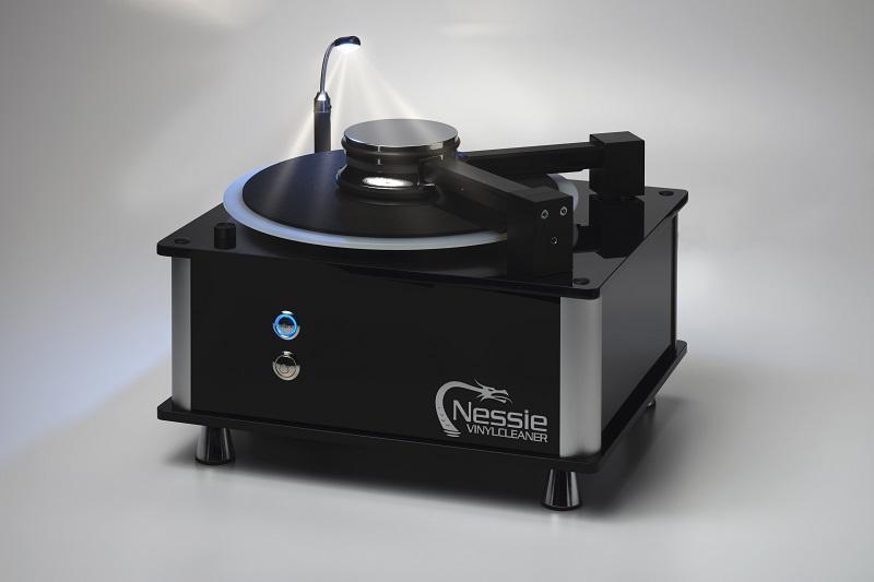 Nessie Vinylcleaner Pro Plus
