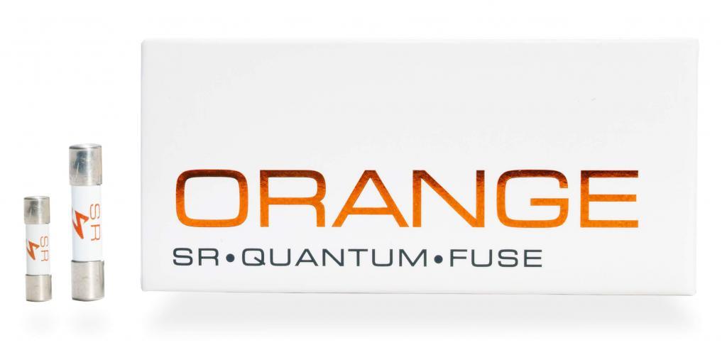 Orange Feinsicherungen