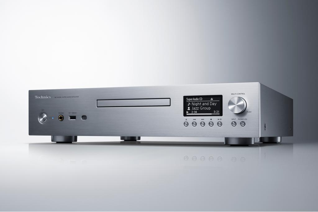 Technics SL-G700 silber verfügbar bei hifibelzer