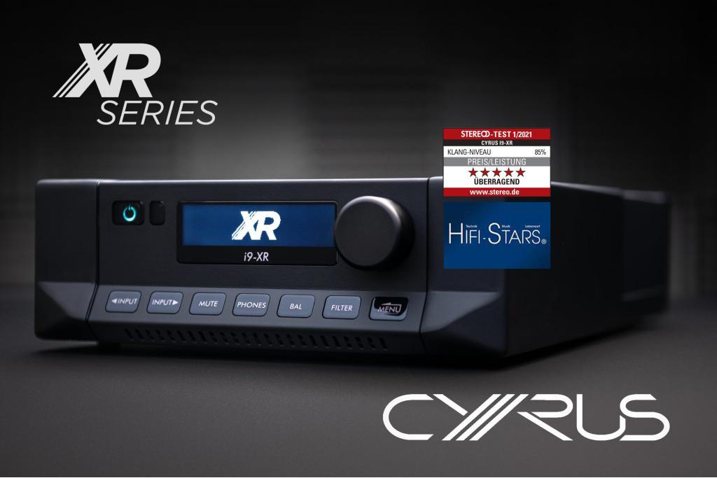 Cyrus XR Serie im Test