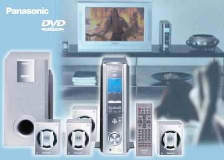 Panasonic Heimkino-System SC-DM3