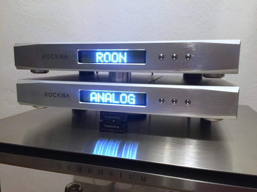 NEU - ROCKNA WAVELIGHT – digitale Weltklasse – analoger Sound – Neu: D + Ö Vertrieb!