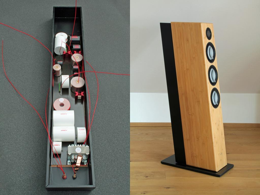 Lautsprecher-Upgrade für Wild Thing 2
