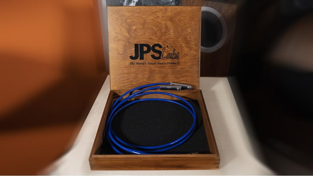 JPS Labs seit vielen Jahren in unserer Vorführung