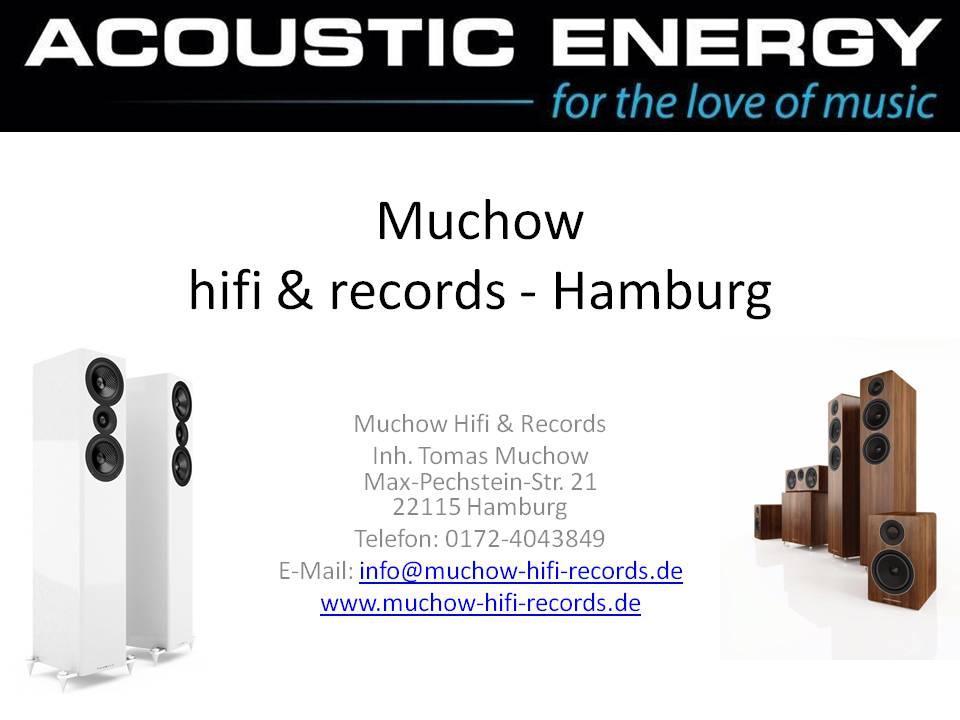Unser ACOUSTIC ENERGY Partner in Hamburg