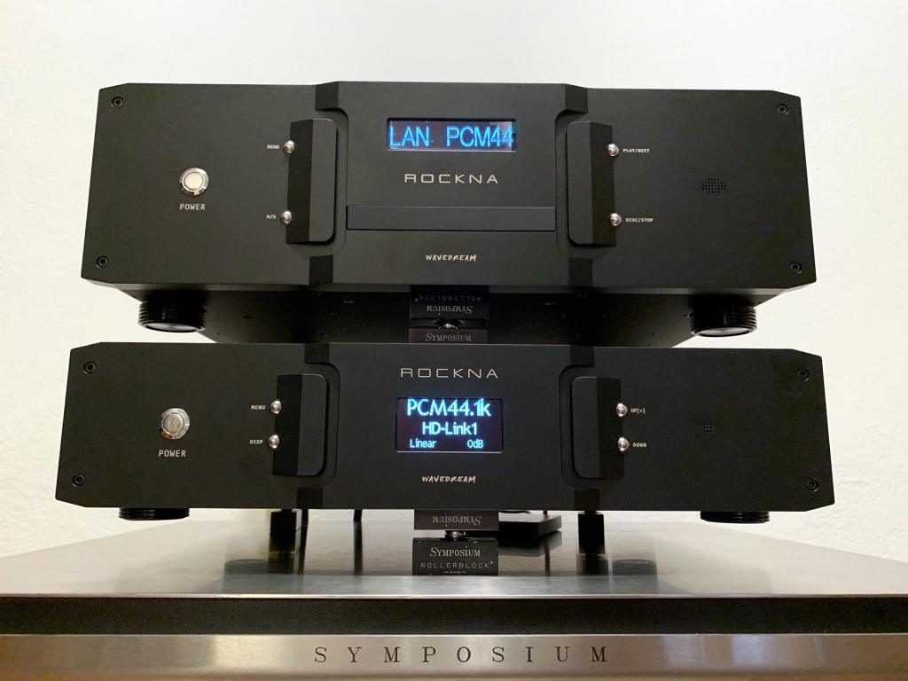 ROCKNA AUDIO WAVEDREAM – die digitale Weltklasse mit analogem Sound – Vertrieb für D+Ö!