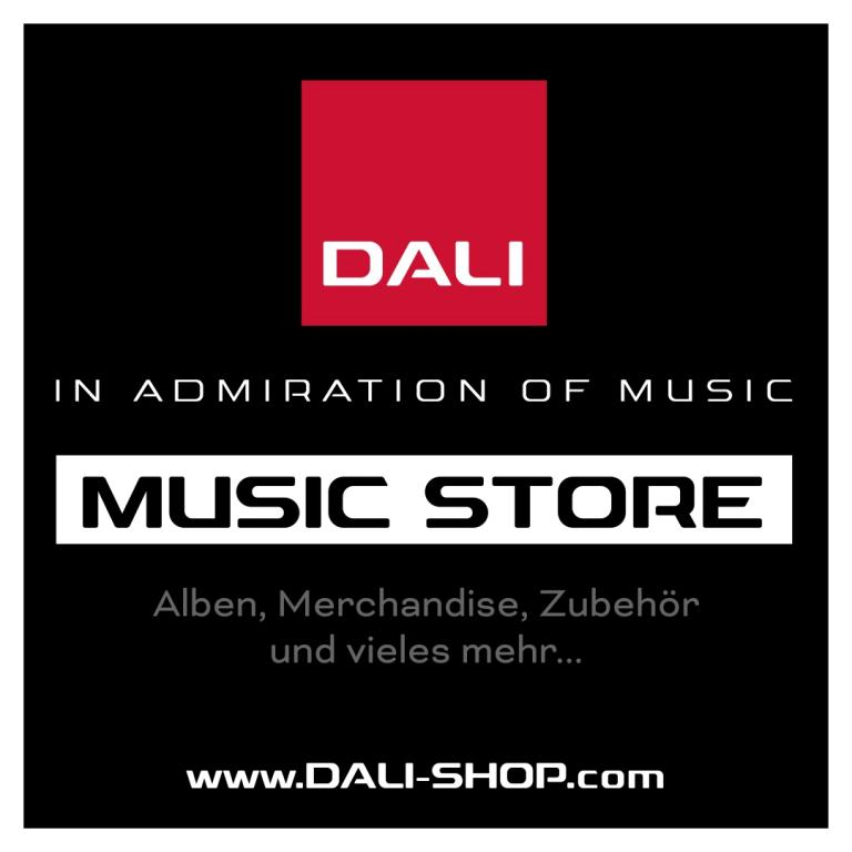 DALI macht Musik