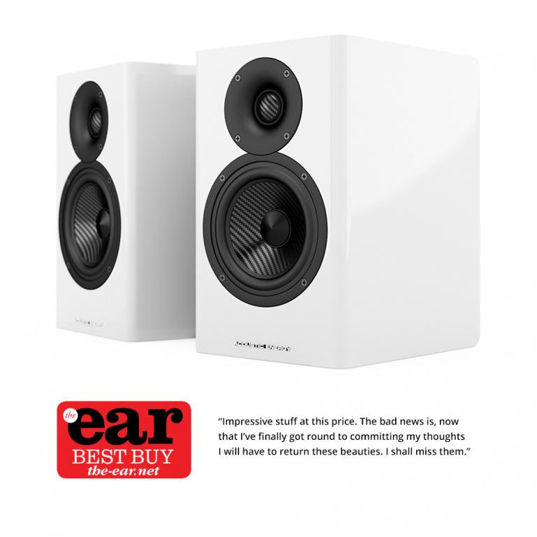 """the-ear.net WOW-Test der Acoustic Energy AE 500 """"Best buy"""" – Kaufempfehlung"""