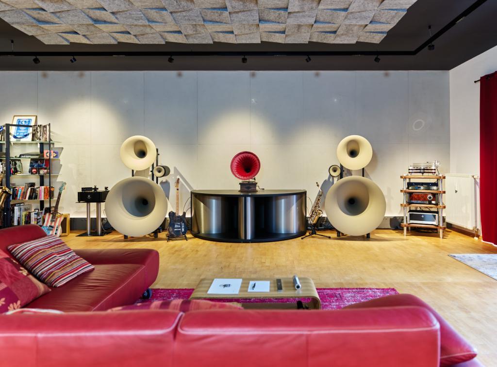 Avantgarde Acoustic Hornlautsprecher