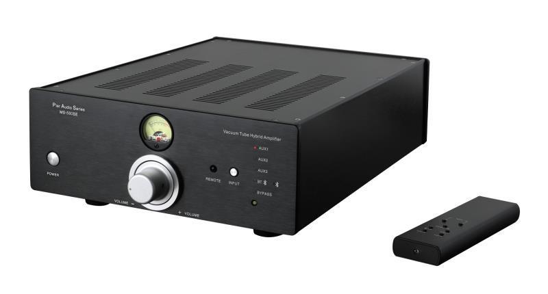 PIER AUDIO - MS-580 SE, der um Bluetooth ergänzte  MS-480 SE