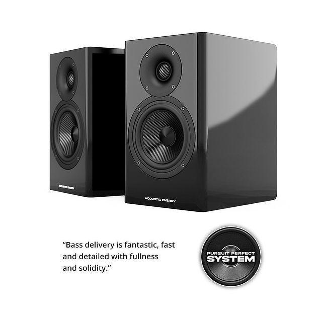 ACOUSTIC ENERGY AE 500 vs. Neat Acoustics Motive SX 3
