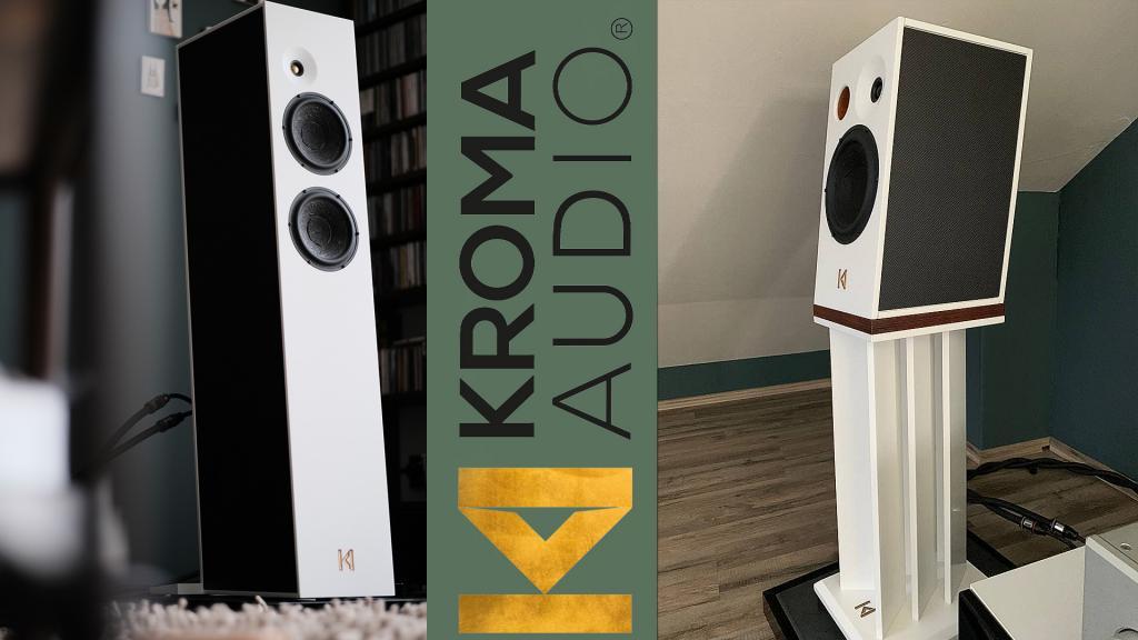 KROMA AUDIO | Neu bei Subbase im Portfolio