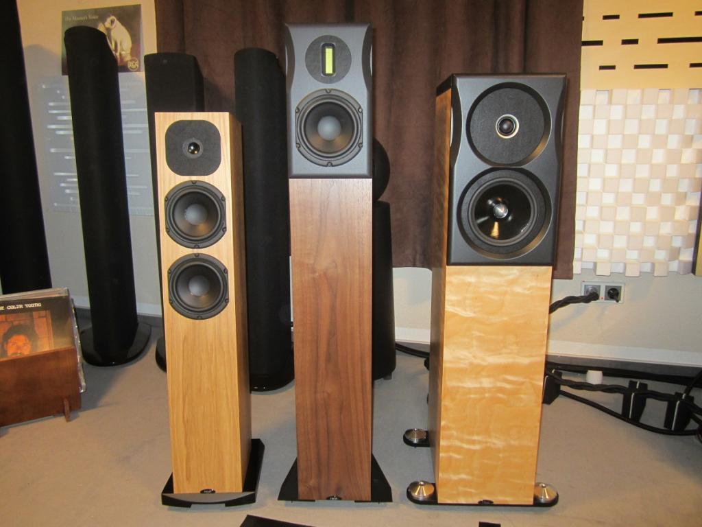 Neat Acoustics aus England