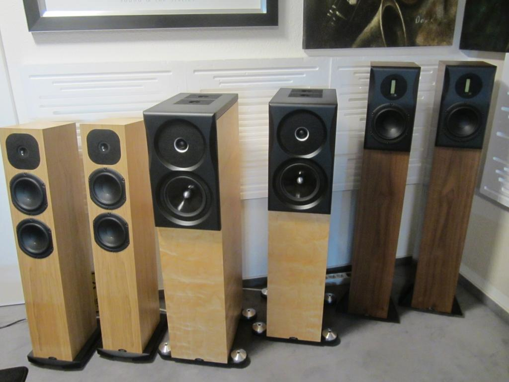 Neat Acoustics Lautsprecher