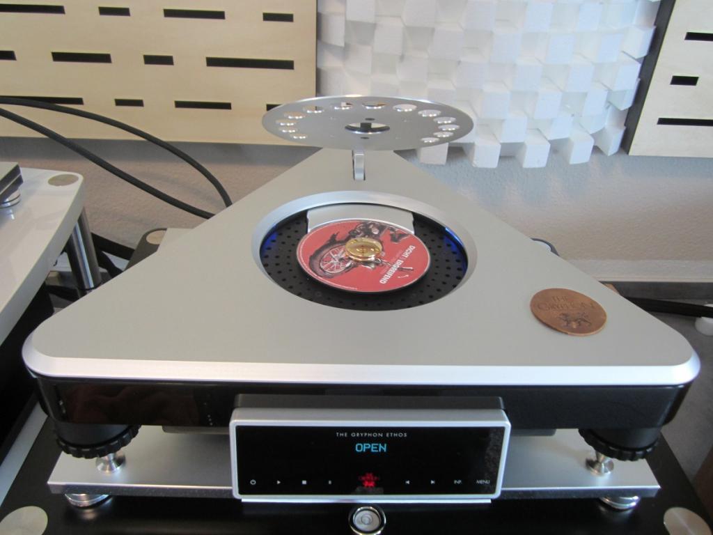 Gryphon Ethos CD / DAC